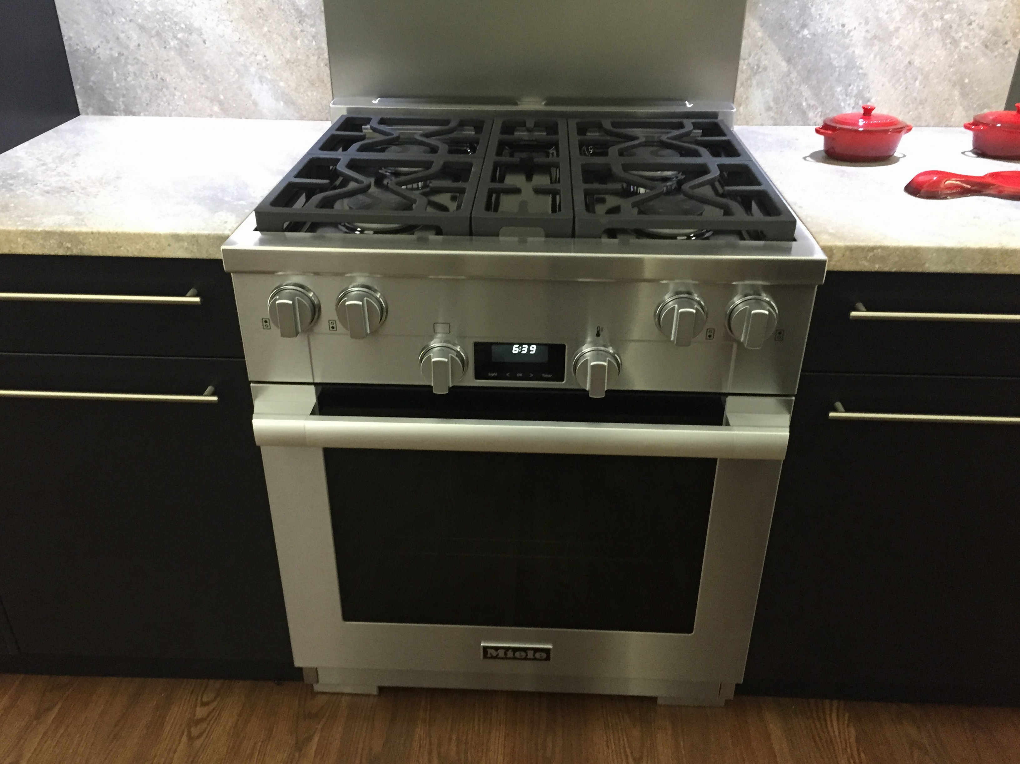 Stoves Kitchen Appliances ~ Miele ranges lansdale kitchen appliances kieffer